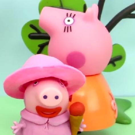 儿童动画玩具