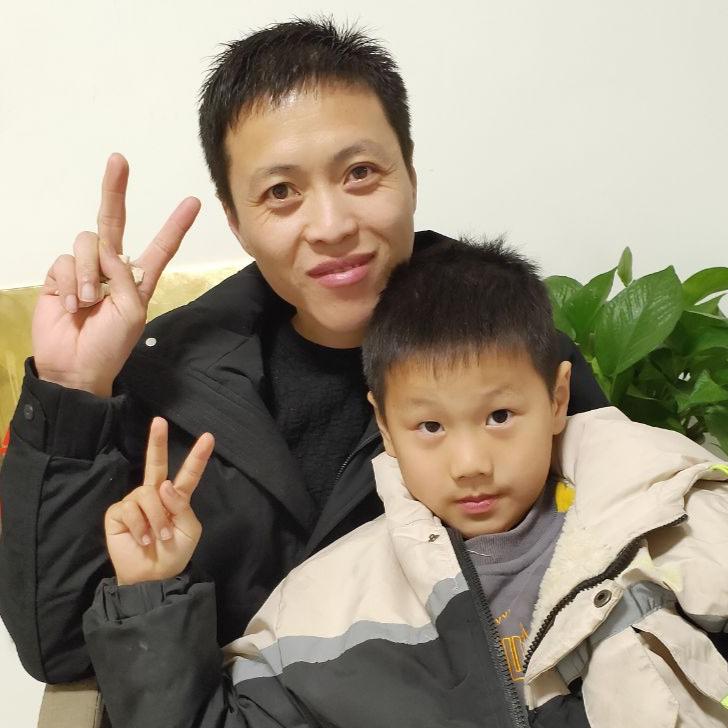 韩韩的童年