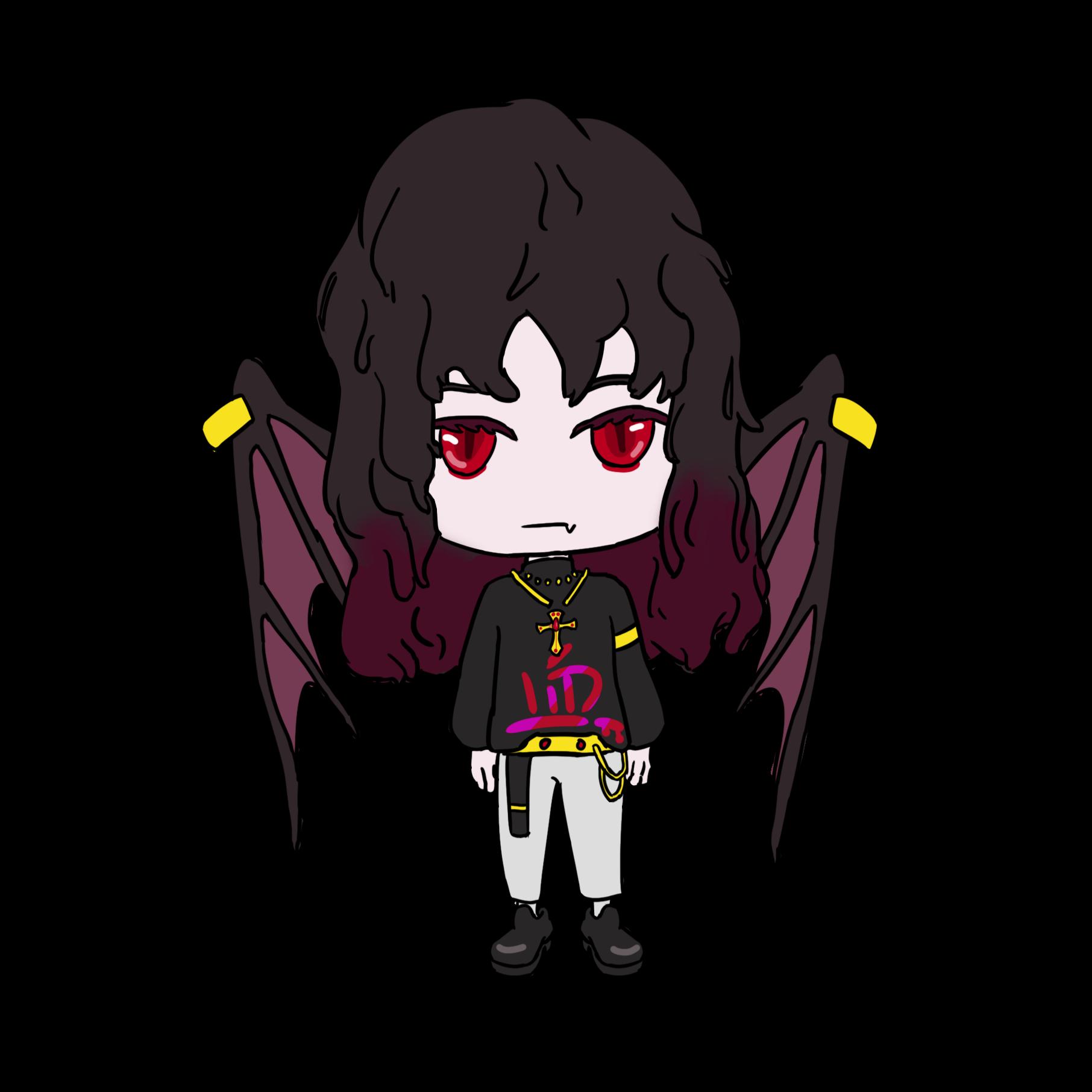 吸血鬼洛小天