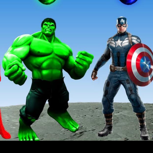超级英雄动漫