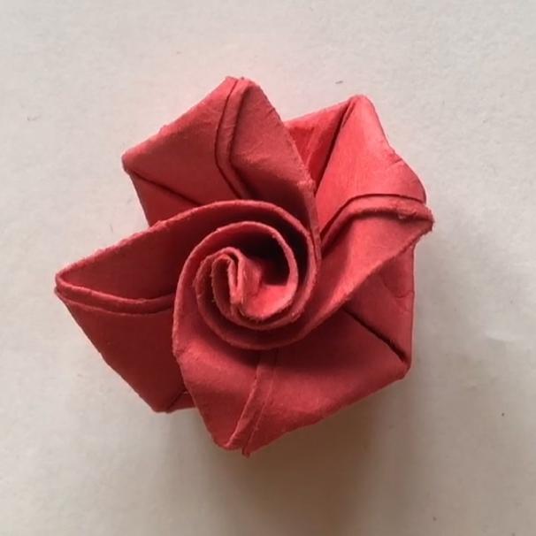 三鲜手工制作折纸