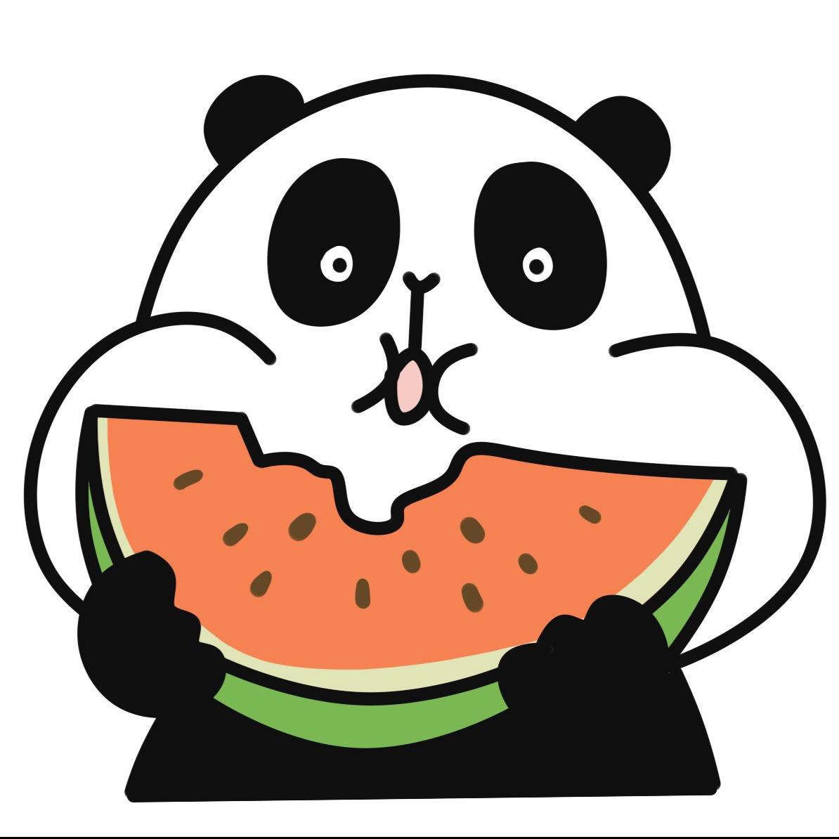 小肆爱吃瓜