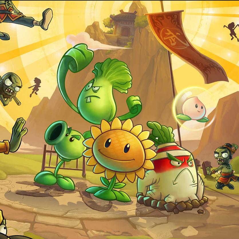 植物僵尸对战