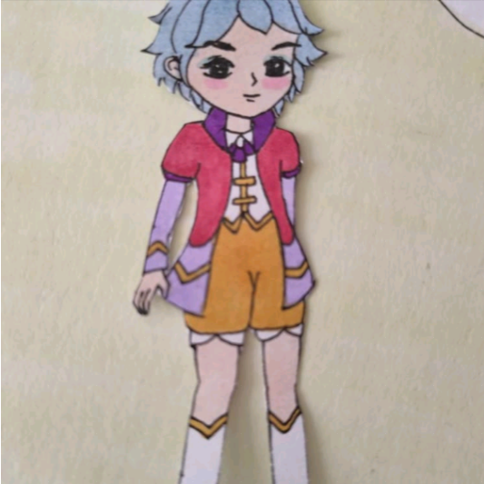 小公主动画