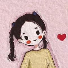吃糖的娃娃