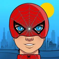 英雄蜘蛛侠a