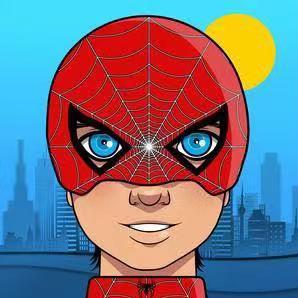 英雄蜘蛛侠