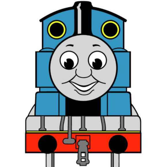 小火车轨道玩具
