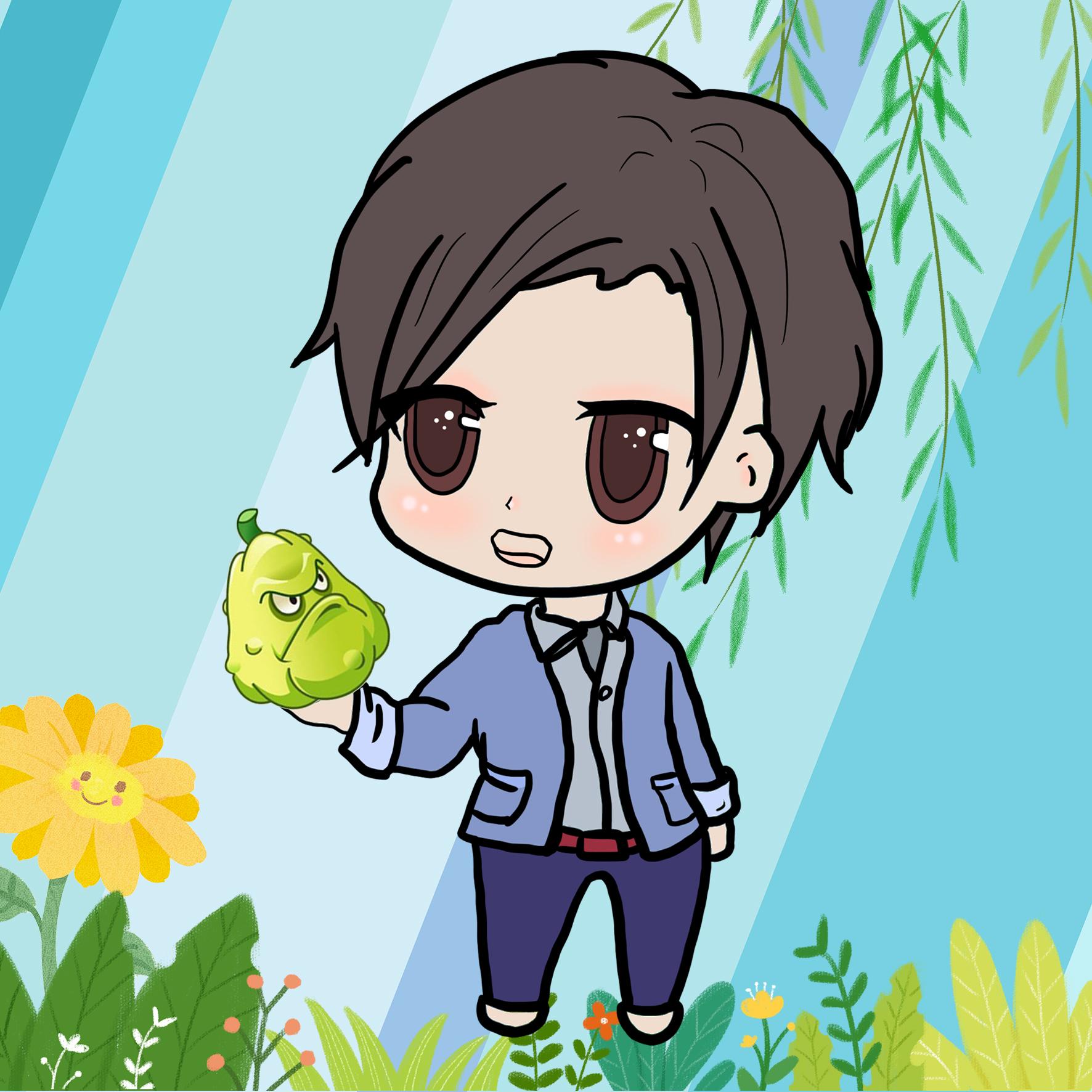 爱吃植物的小瓜